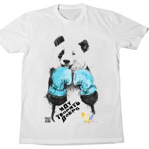 футболка с мишей 1