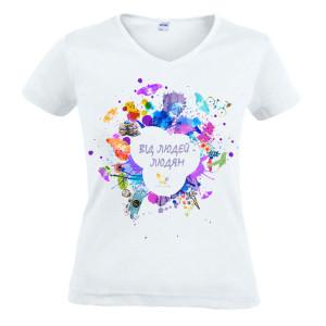 футболка женская 1